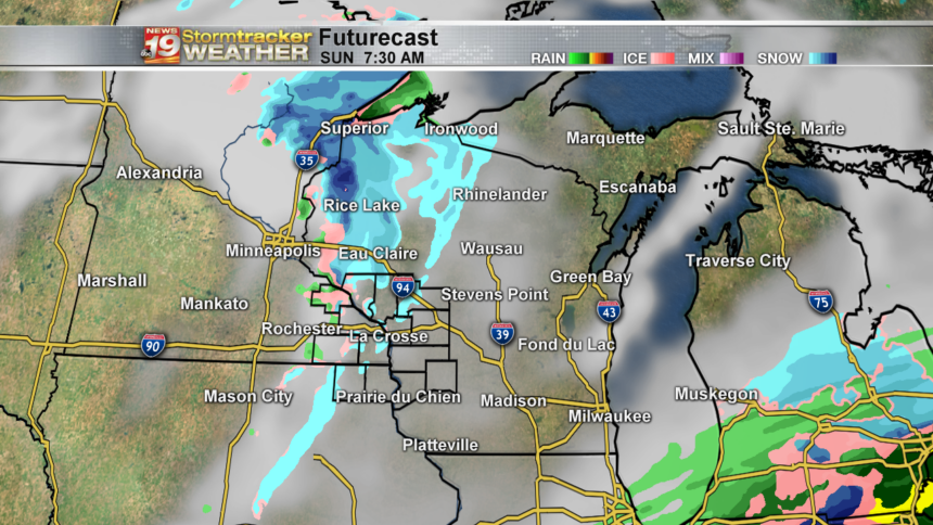 State 18 Hour -Futurecast Clouds and Precip - RPM 4km Dan (9)