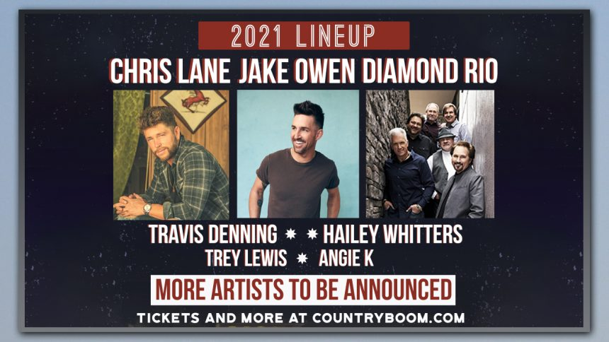 country boom reveal