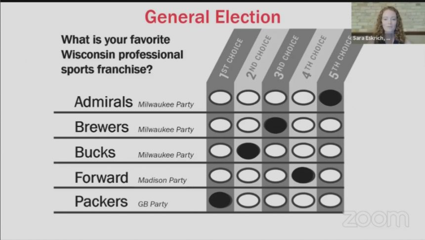 RSV Election Example