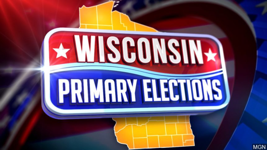 Wisconsin presidential primary ballot set