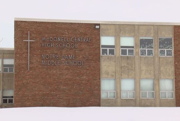 McDonell and Notre Dame
