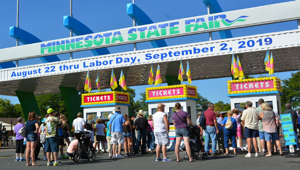 Minnesota State Fair to add metal detectors at gates