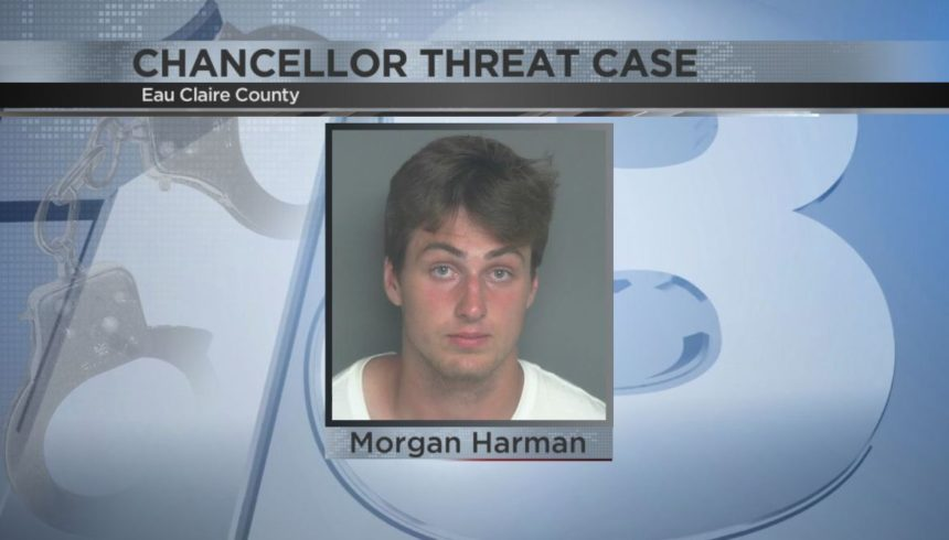 Man goes to jail for making terroristic threat directed toward UWEC chancellor