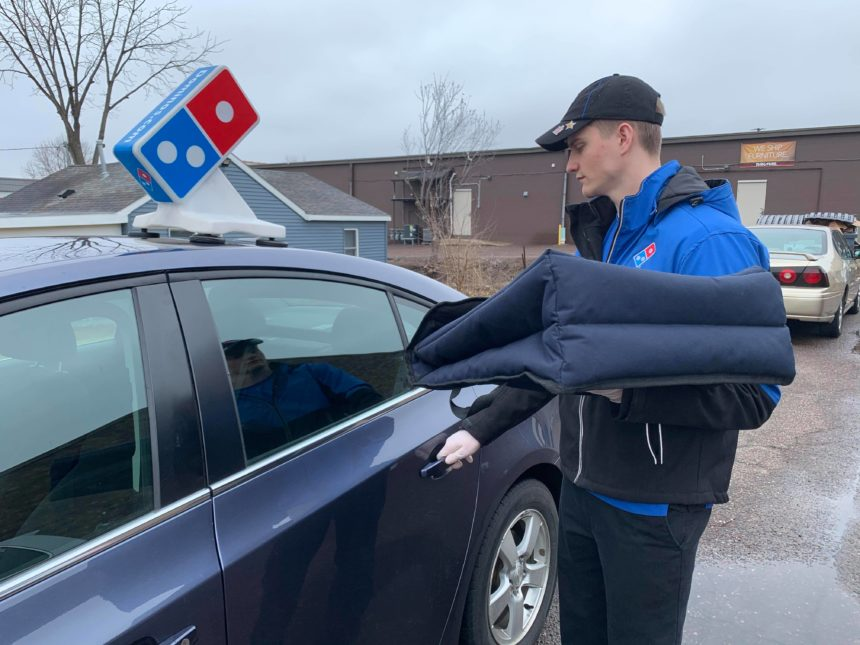 Delivery Drivers Need
