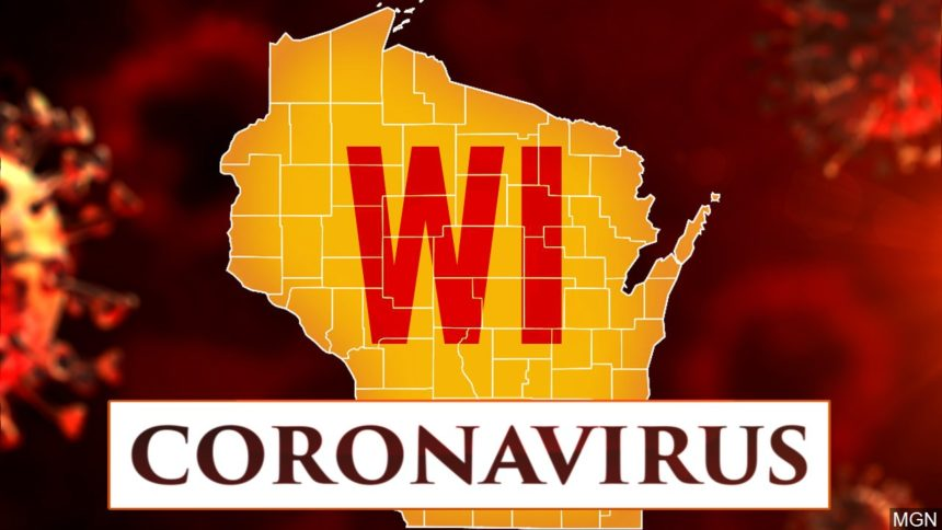 Wisconsin's single-day COVID-19 cases come close to all-time high