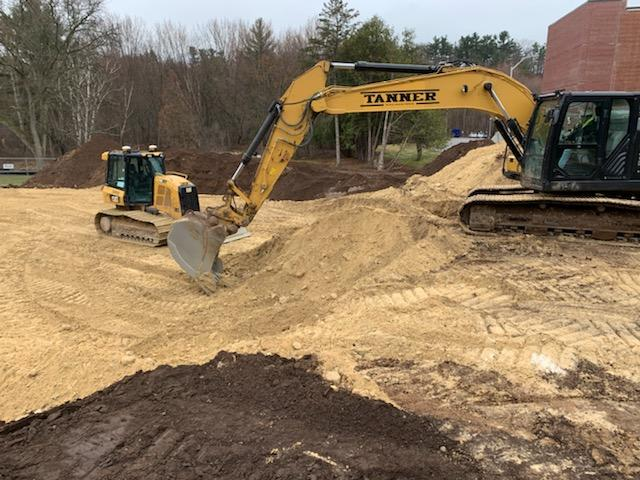 Work begins on UWEC's welcome center