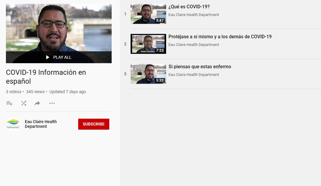 How The Health Department Is Making Covid 19 Info Available In Spanish