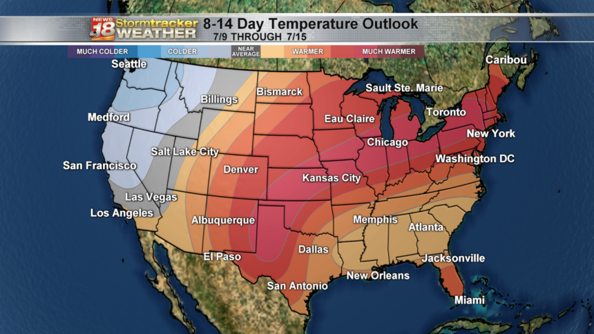 National - CPC 8-14 Day Temp Outlook