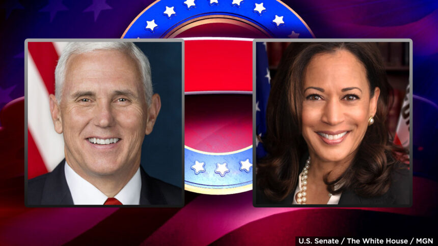 Pence, Harris set to make Labor Day campaign stops in ...