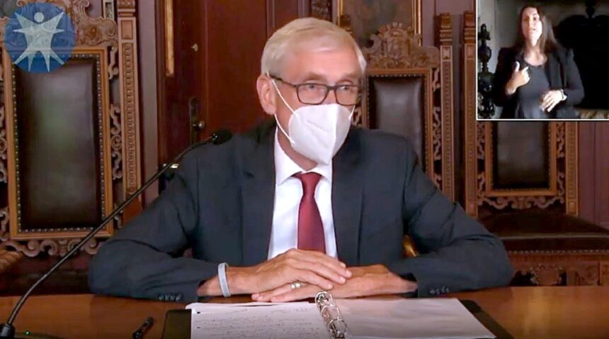 Governor Tony Evers praises CDC's new mask guidelines