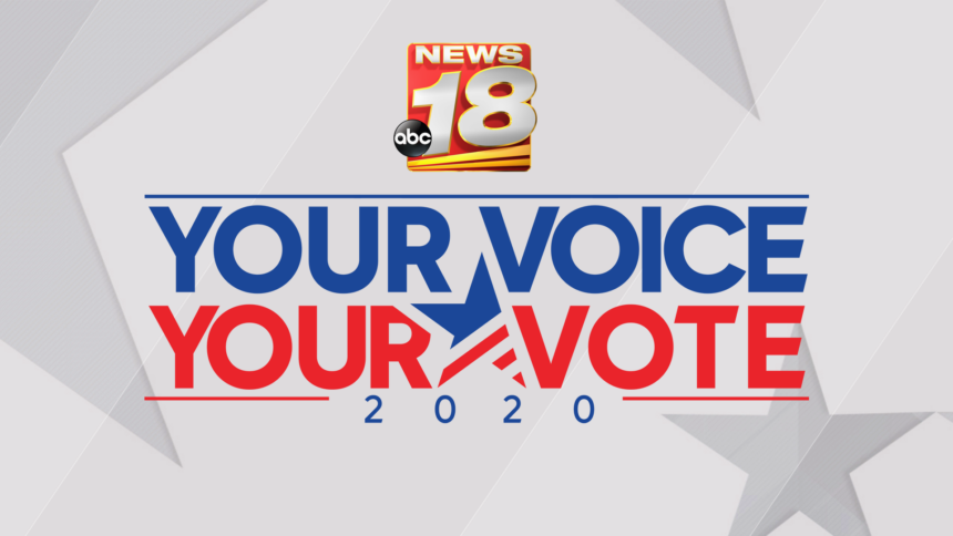 your voice your vote 2020