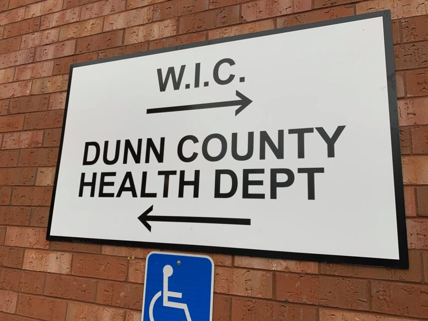 Dun County Health Department 11-09-2020