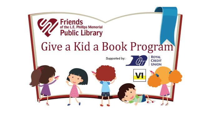 Give a Kid a Book Program