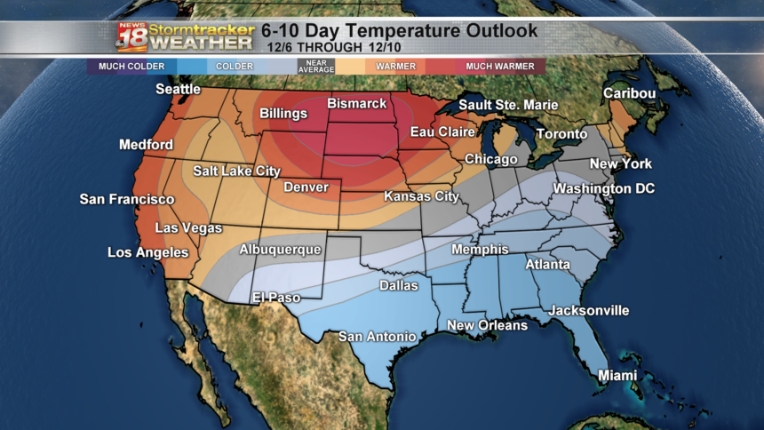 National - CPC 6-10 Day Temp Outlook