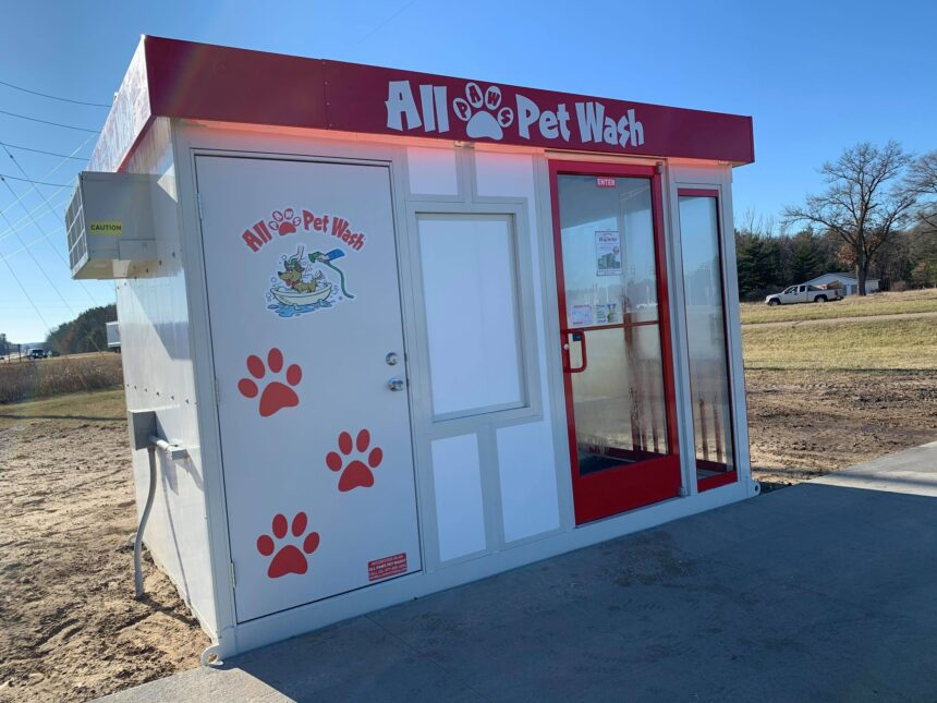 All Paws Pet Wash 12-04-2020