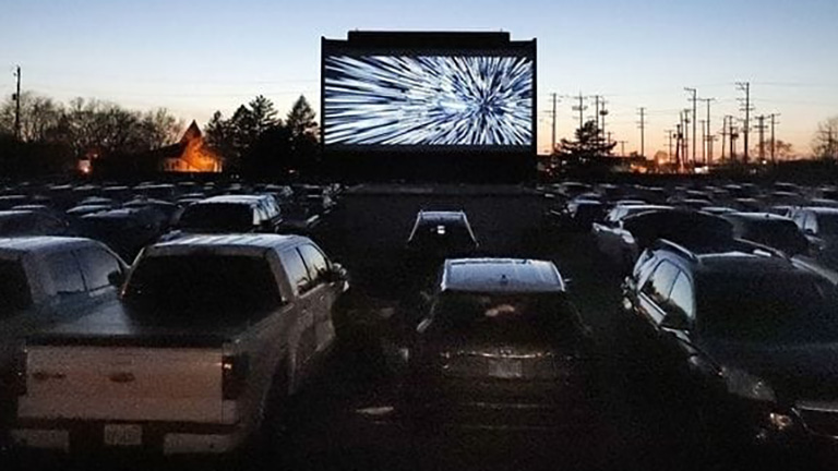 Mchenry Drive In Movie Theater To Re Open