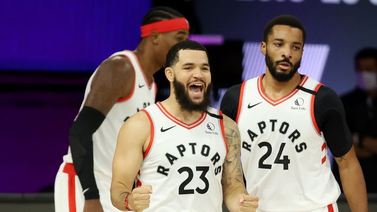 Fred VanVleet hosting 3rd annual turkey drive next week