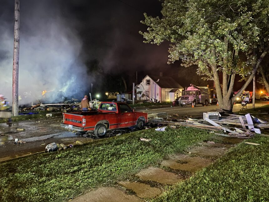 Deadly Home Explosion (9-29)