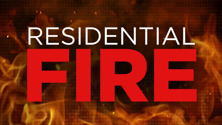 Residential Fire Generic