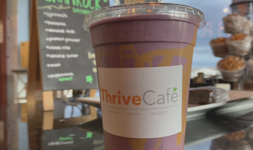 THRIVE CAFE SMOOTHIE