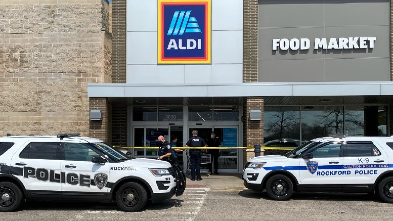 Aldi Armed Robbery 2