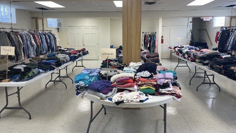 Roscoe Free Clothing Giveaway