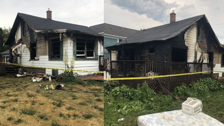 Deadly Belvidere Fire