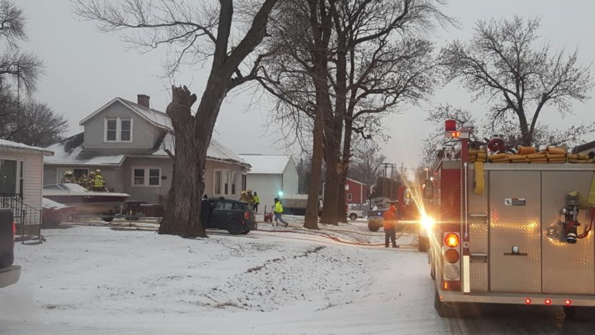 Lewistown mo house fire 2