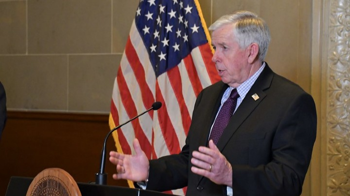 Jefferson CIty - Mike Parson - 03252020