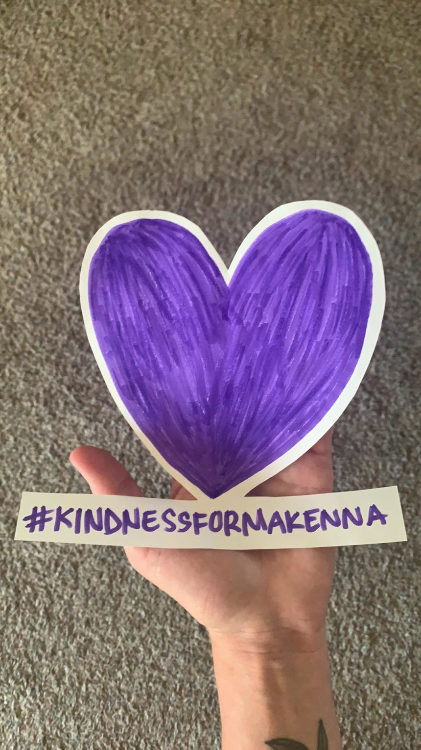 kindnessformakenna