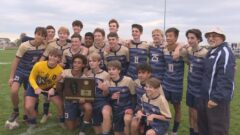 Central Catholic Section Champs
