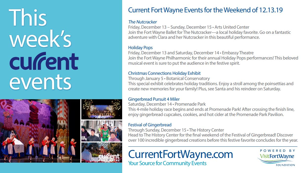 5 weekend events to check out in Fort Wayne - WPTA21