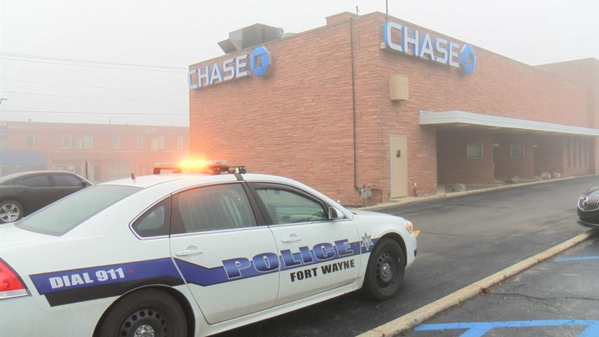 WAYNEDALE CHASE BANK ROBBERY DEC. 24 2019