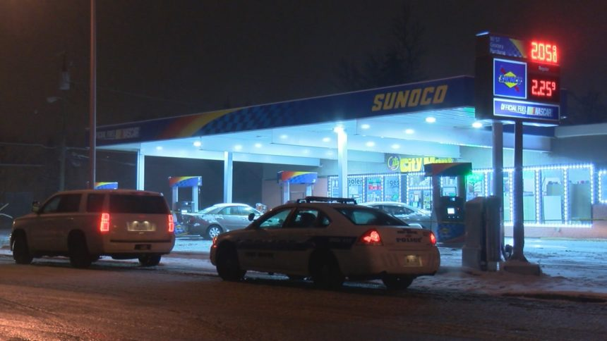 OXFORD GAS STATION SHOOTING 2 13 2020