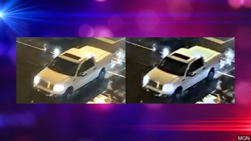 POSSIBLE SUSPECT VEHICLE SHOOTING 2 9 2020