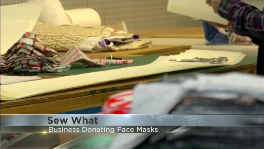 Sew What Makes Masks