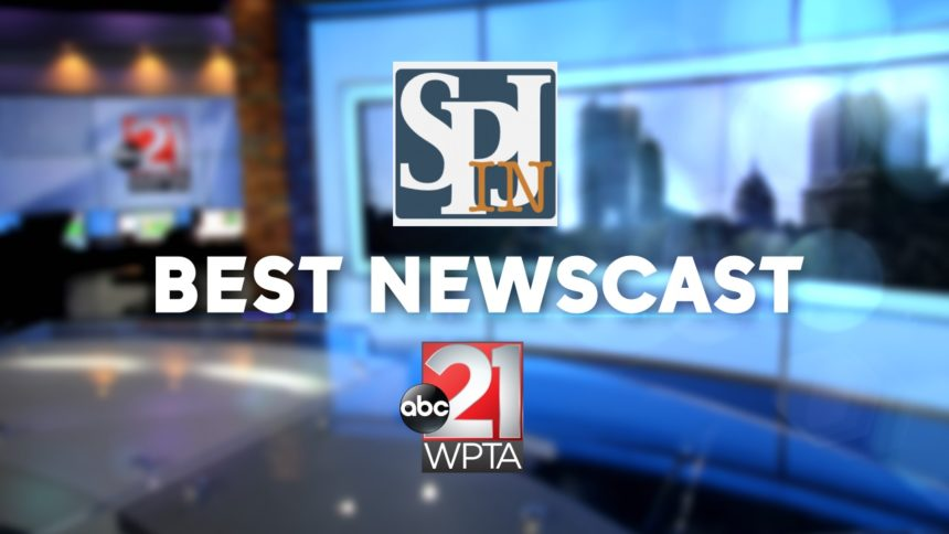 SPJ Best Newscast ABC21