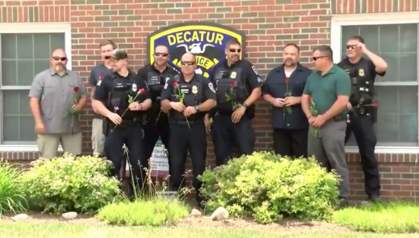 DECATUR POLICE RALLY 2020 1