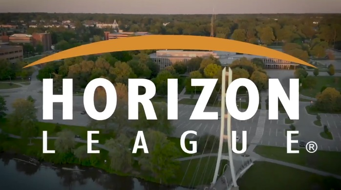 Horizon League (PFW campus in background)