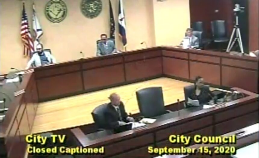 City Council Electric Works vote