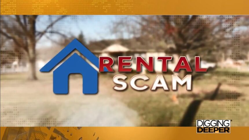 Digging Deeper Rental Scam
