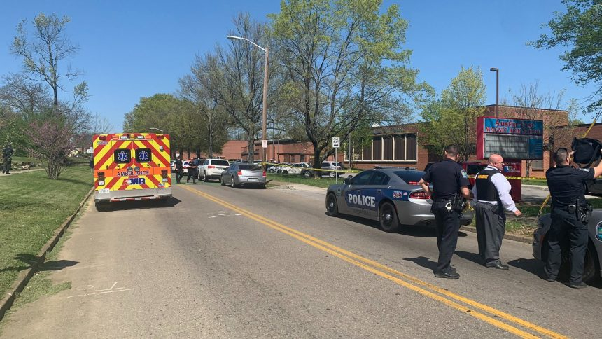 Knoxville PD shooting 4 12 2021