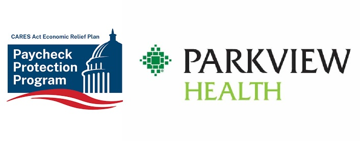 PPP and Parkview Health logos