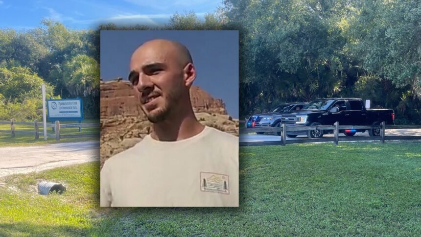 FBI says suspected human remains found near items belonging to Brian Laundrie
