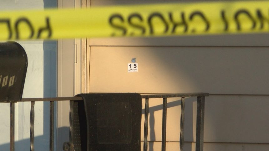 Police link recent shootings into three separate homes