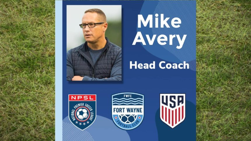 Mike Avery Head Coach graphic
