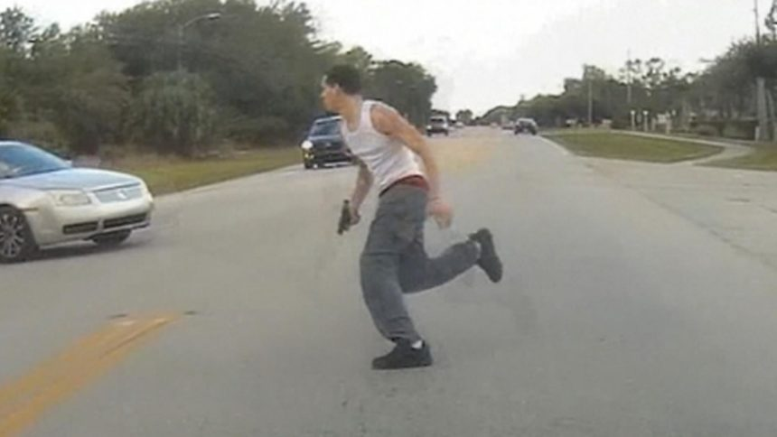 Dashcam captures Florida murder