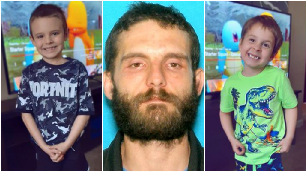 Silver Alert declared for missing boys believed to be with father