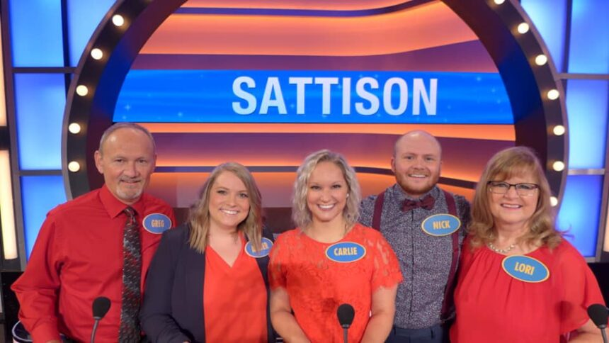 Sattisons on Family Feud