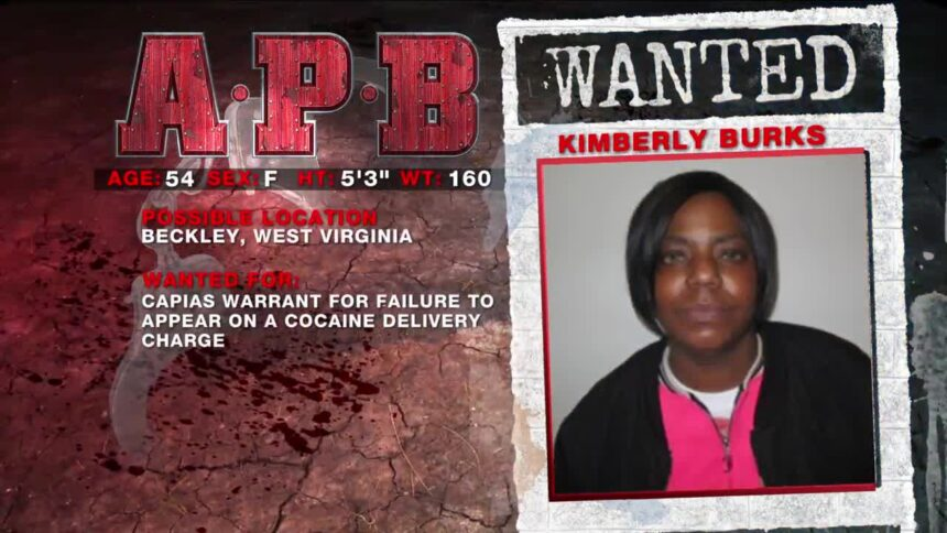 KIMBERLY BURKS APB FOR WEB